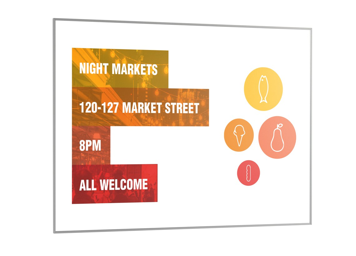 Frame-X Series Night Market Graphics