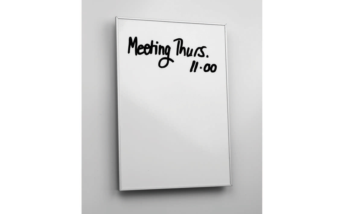 Whiteboard Series A4P 4 sided frame 01